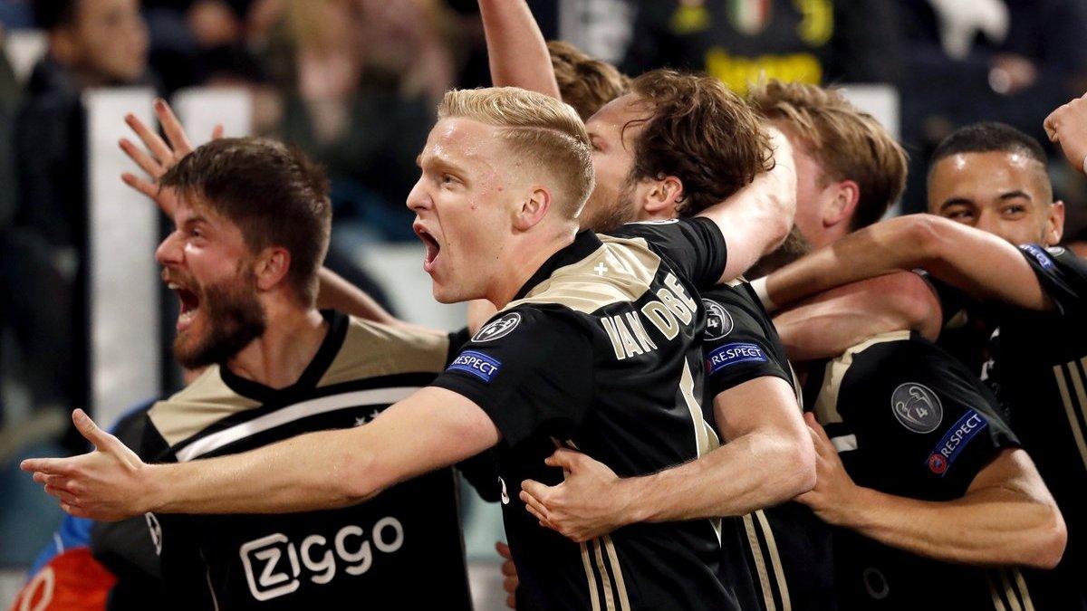Аякс установил рекорд Лиги чемпионов – Динамо причастно к историческому достижению