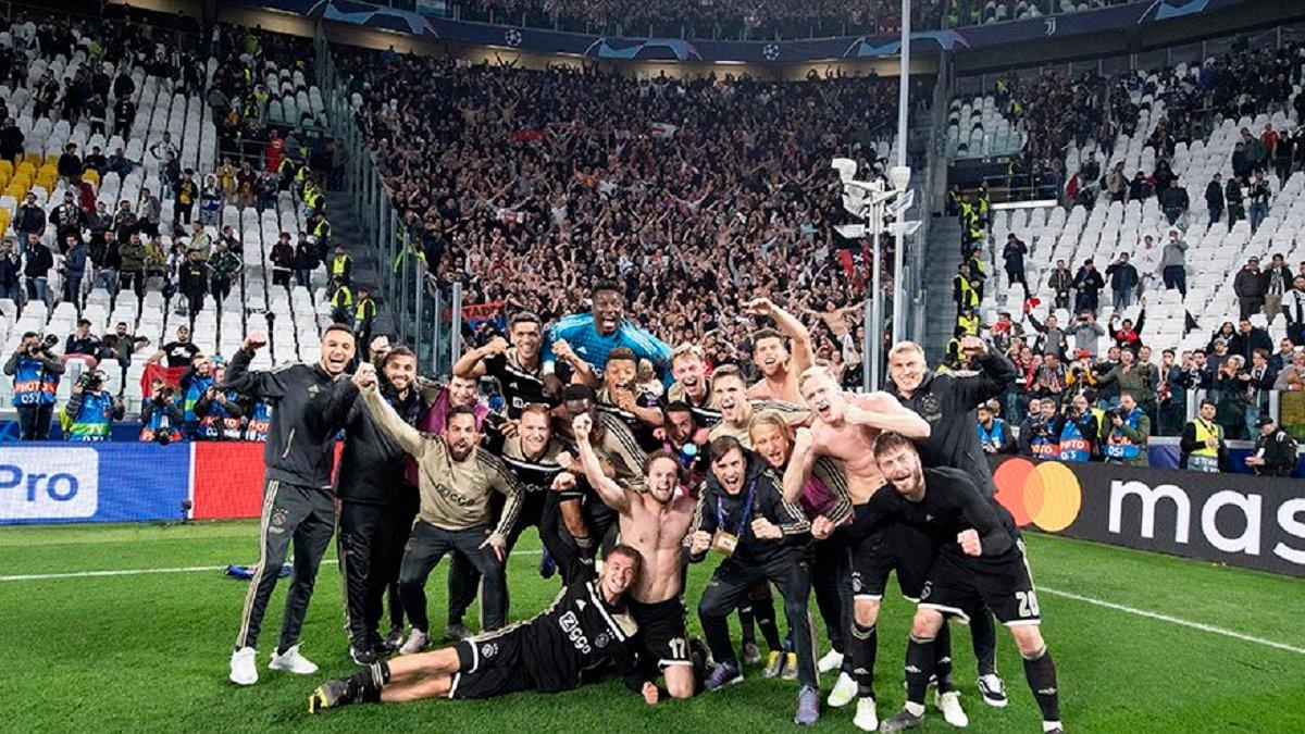 Динамо – единственная команда, которая не пропустила дома от Аякса в Лиге чемпионов