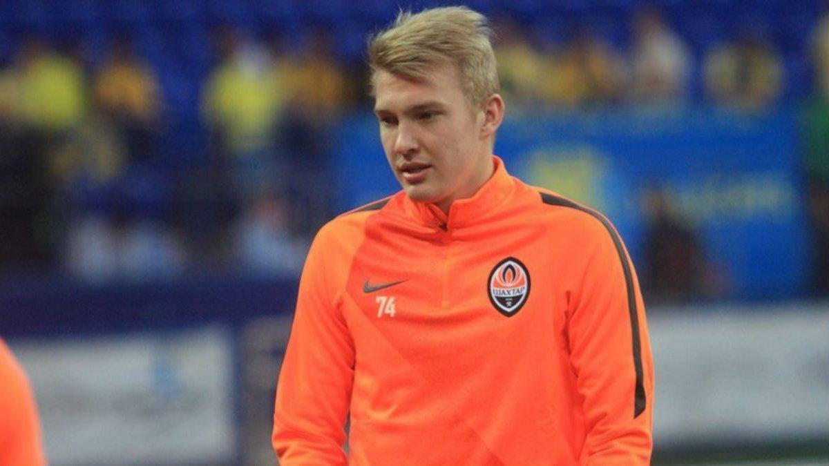 Коваленко не зіграє з СК Дніпро-1 через травму