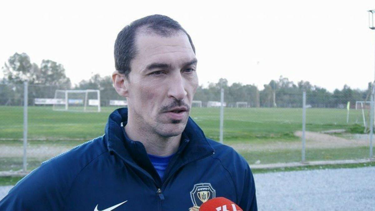 СК Дніпро-1 – Шахтар: Михайленко порівняв манеру гри команд
