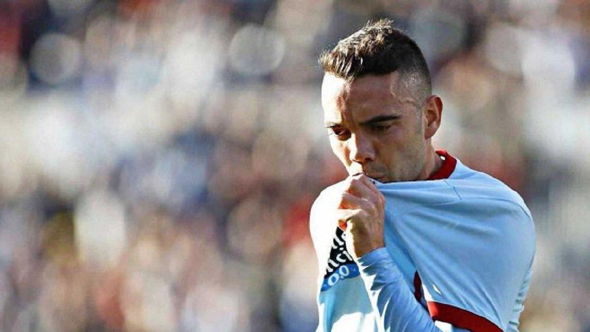 Аспас, которым интересовался Реал, продлил контракт с Сельтой