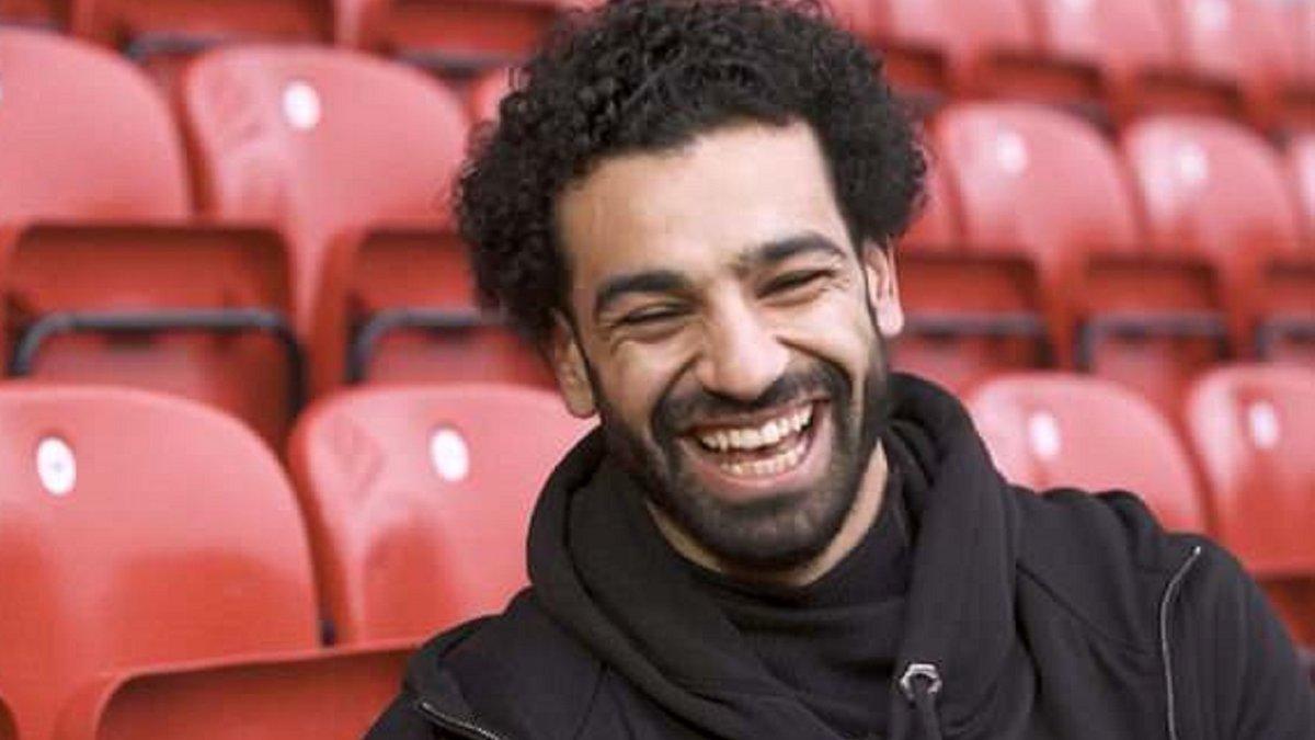 Агент Салаха прокоментував чутки щодо бажання єгиптянина покинути Ліверпуль