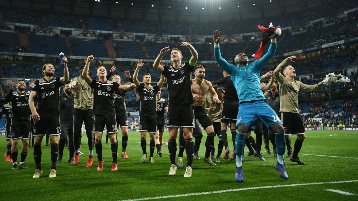 Лига чемпионов: определились пары 1/2 финала турнира