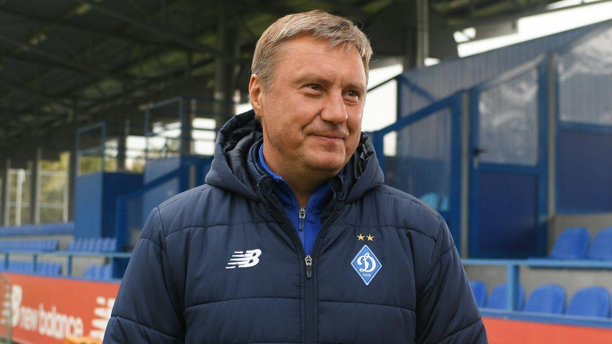 Хацкевич рассказал, зачем Динамо подписало Де Пену