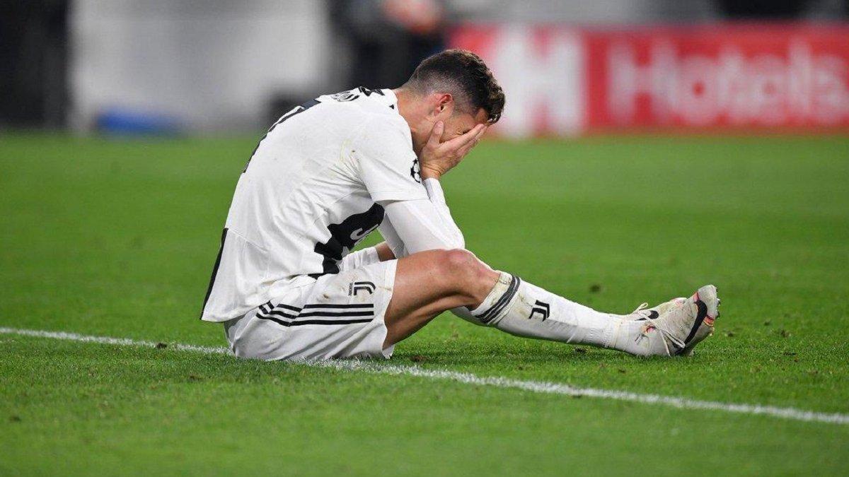 Роналду розчарований вильотом Ювентуса з ЛЧ і планує змінити клуб після наступного сезону, – ЗМІ