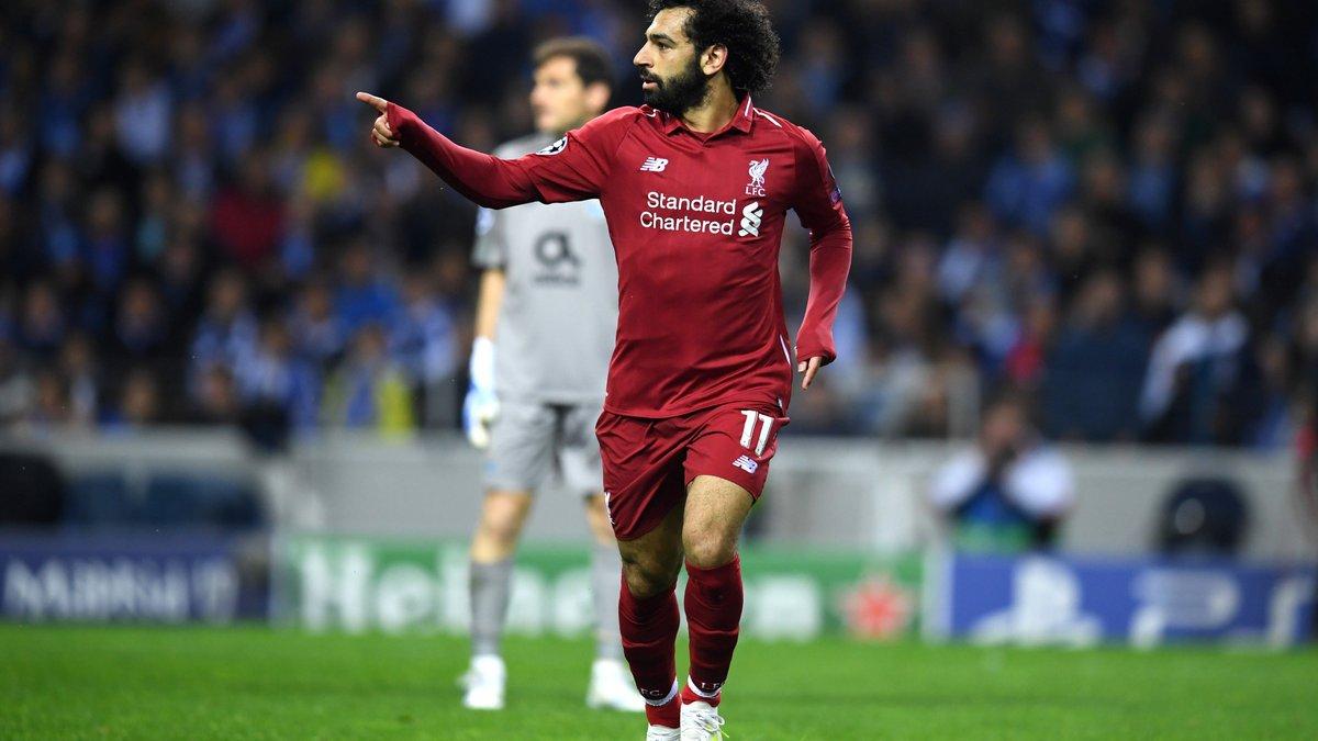 УЕФА обнародовал символическую сборную недели в Лиге чемпионов