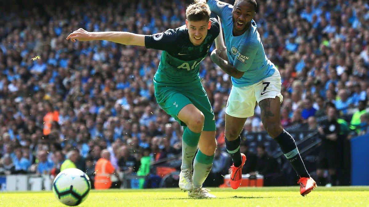 Манчестер Сити – Тоттенхэм – 1:0 – видео гола и обзор матча