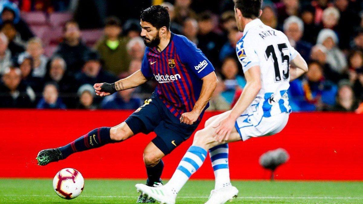 Барселона – Реал Сосьєдад – 2:1 – відео голів та огляд матчу