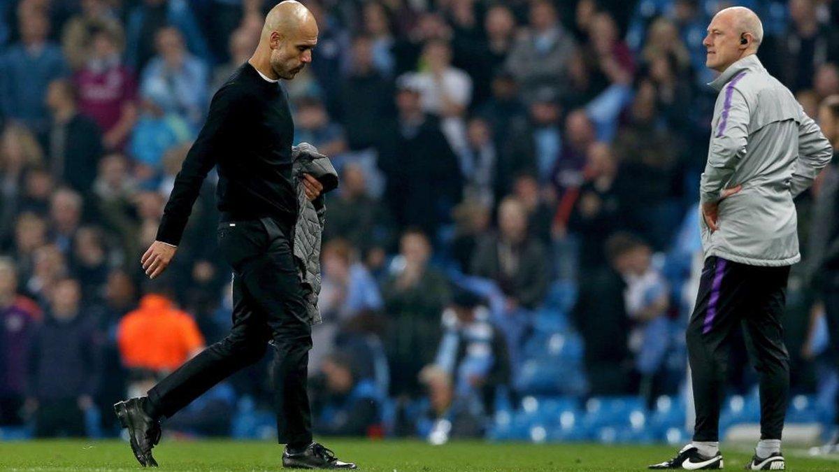 Гвардиолу критикуют из-за Барселоны: когда вылет из Лиги чемпионов не должен стать приговором