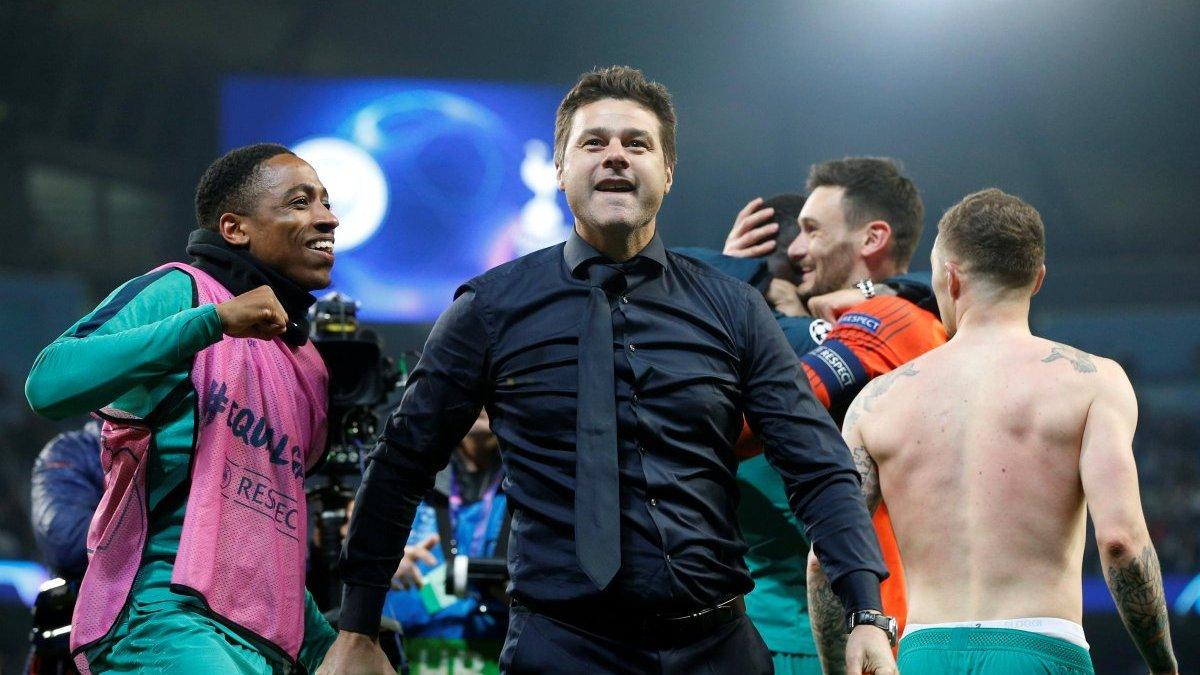 Почеттіно божевільно святкував після матчу проти Манчестер Сіті – епічне відео з роздягальні Тоттенхема