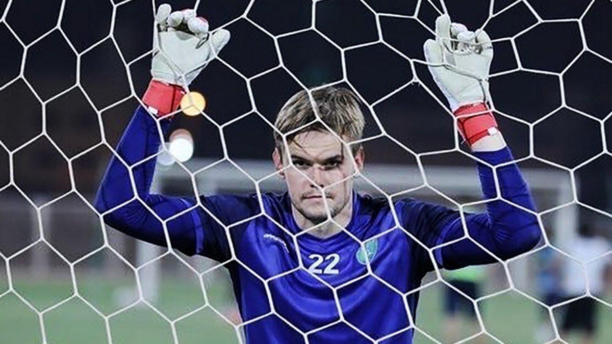 Коваль пропустил 5 голов в матче чемпионата Саудовской Аравии