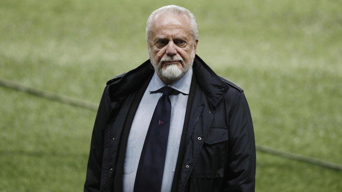Де Лаурентіс: Італійський футбол залишився в доісторичній епосі
