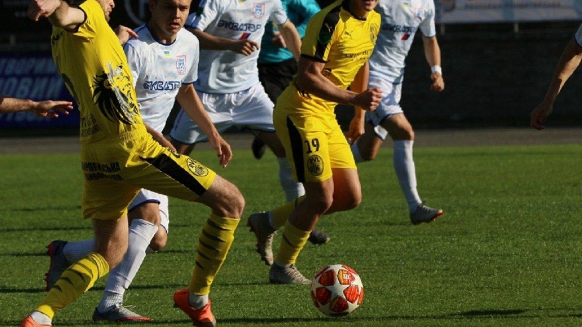Первая лига: Рух на последних минутах вырвал ничью в матче с Николаевом
