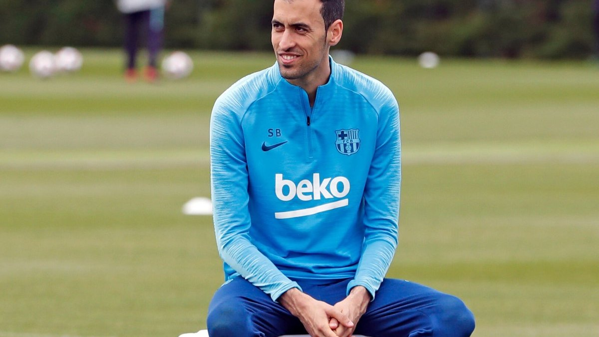 Бускетс розповів, де хоче продовжити кар'єру після Барселони