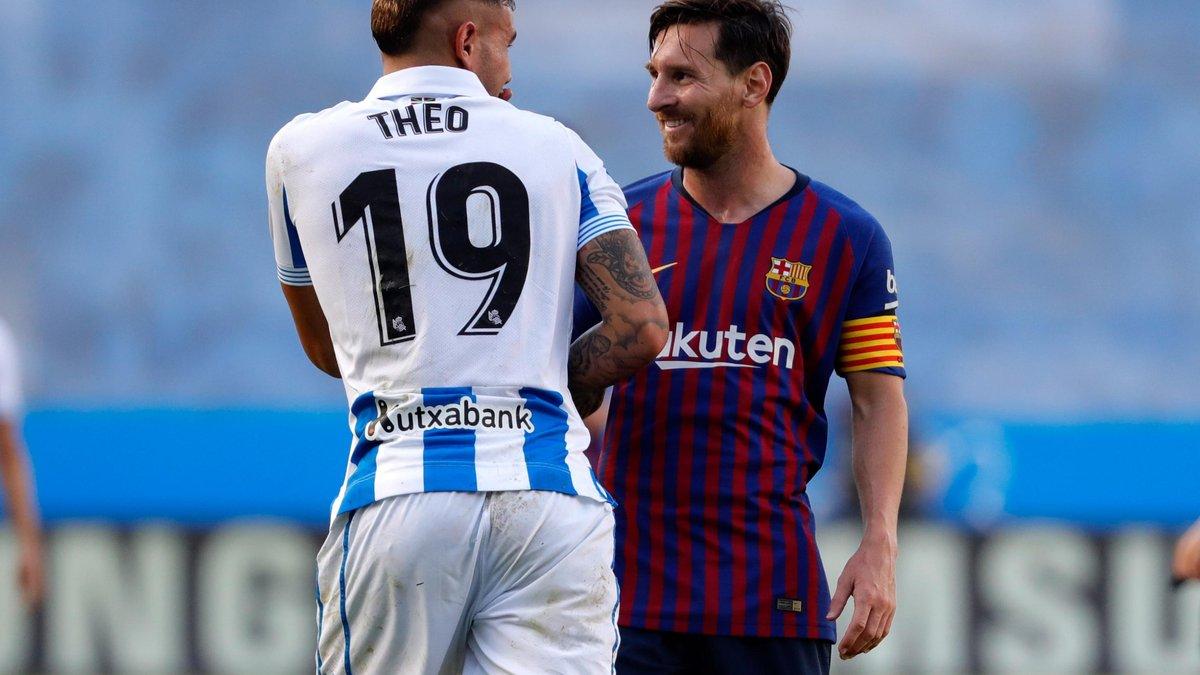 Барселона – Реал Сосьедад: онлайн-трансляция матча Ла Лиги