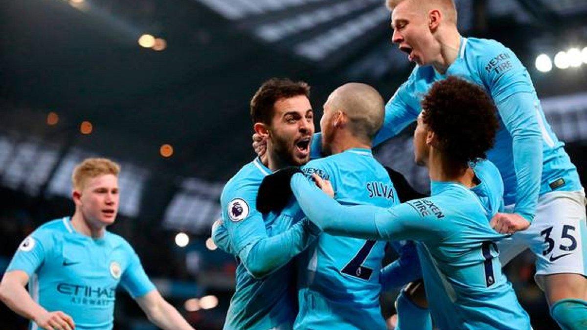Манчестер Сити установил уникальный клубный рекорд по победам