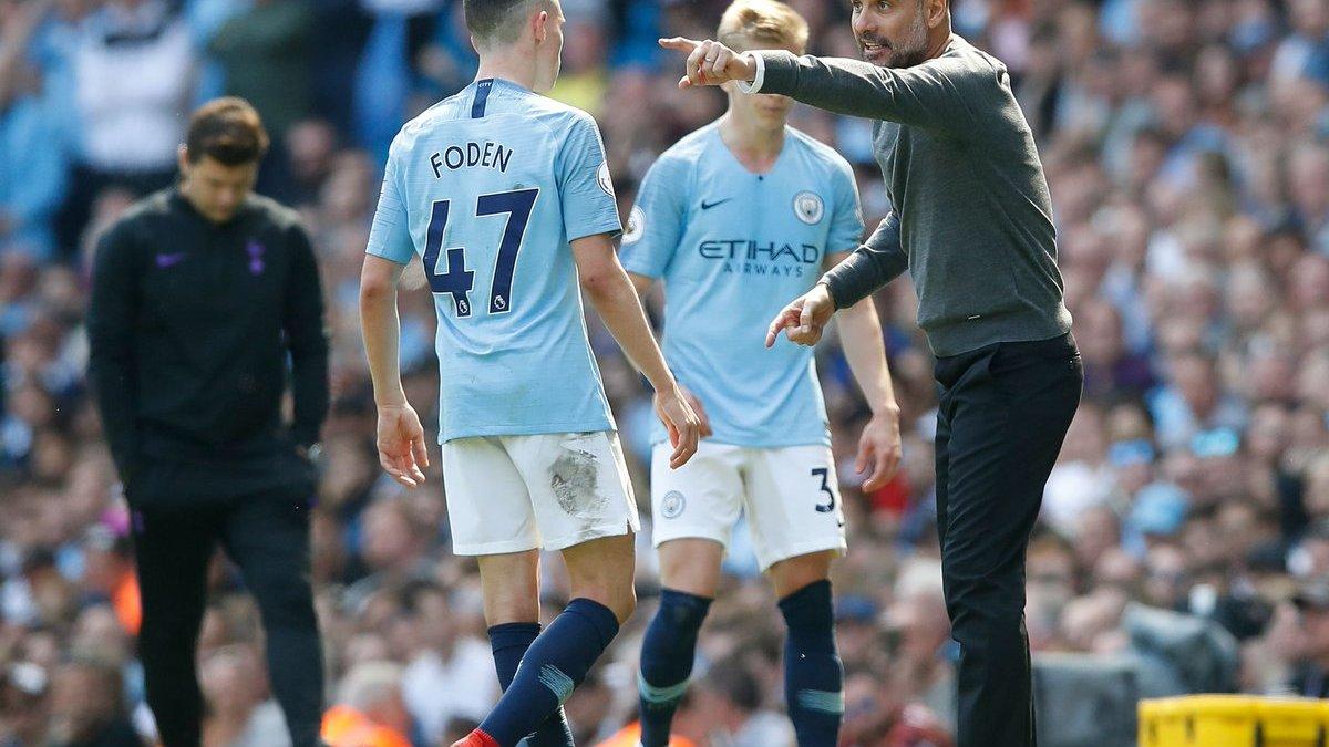 Гвардиола: Манчестер Сити рисковал титулом АПЛ, Тоттенхэму – нечего терять