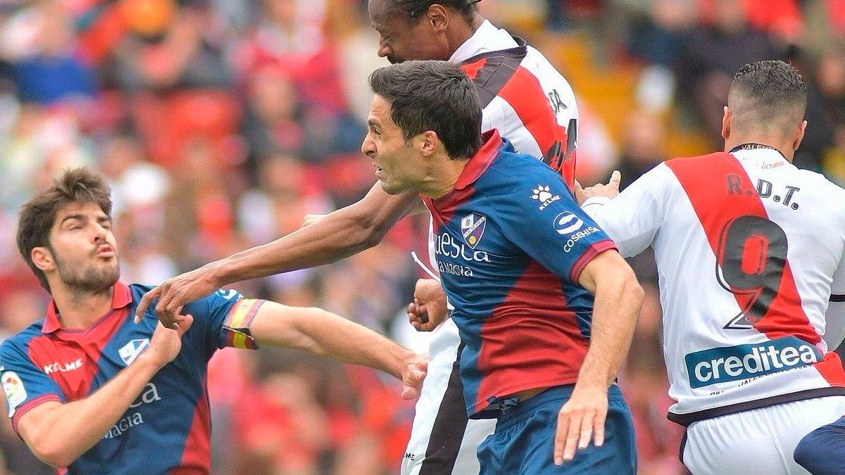 Райо Вальекано расписал ничью с Уэской: 33-й тур Ла Лиги, матчи субботы