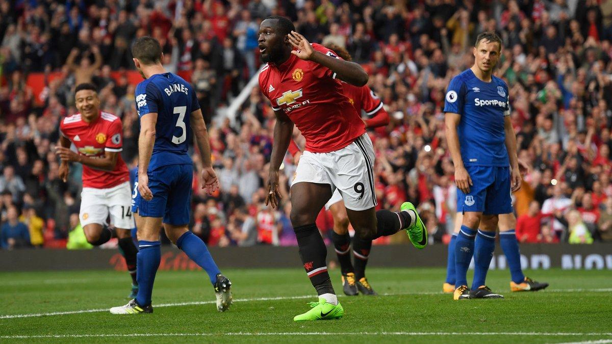 Эвертон – Манчестер Юнайтед: стартовые составы на матч АПЛ