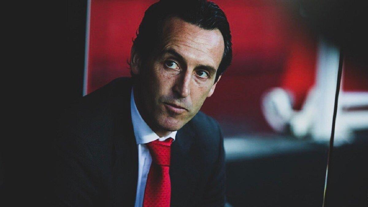 Емері розповів про свою ціль на посаді наставника Арсенала
