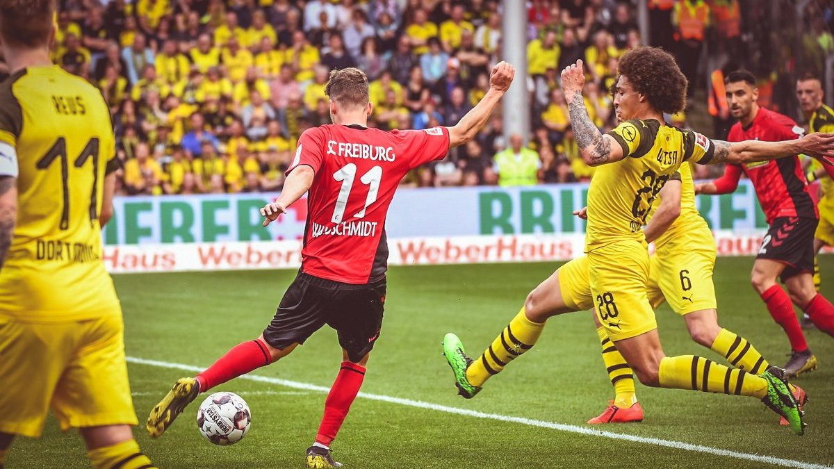 Герта розійшлась миром з Ганновером, дортмундська Борусія розгромила Фрайбург: 30 тур Бундесліги, матчі неділі