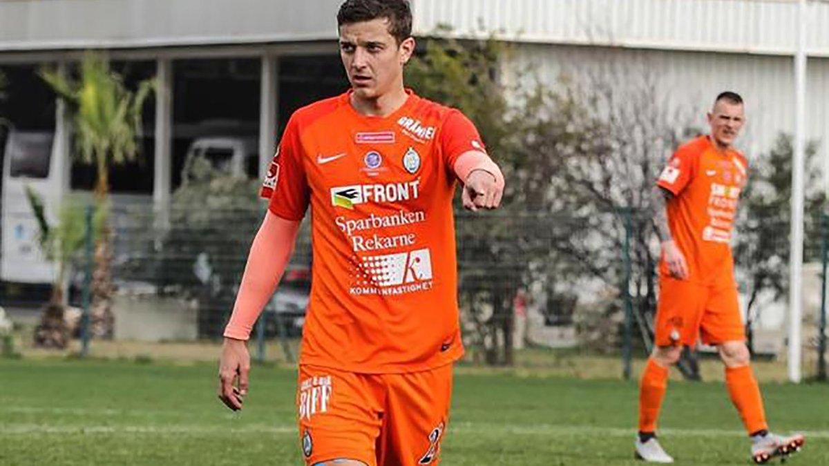 Бобко відзначився голом в чемпіонаті Швеції