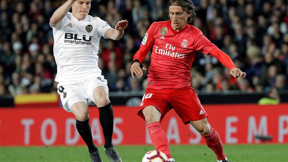 Модрич провел 300-й матч за Реал и признался, сколько еще хочет играть в Мадриде