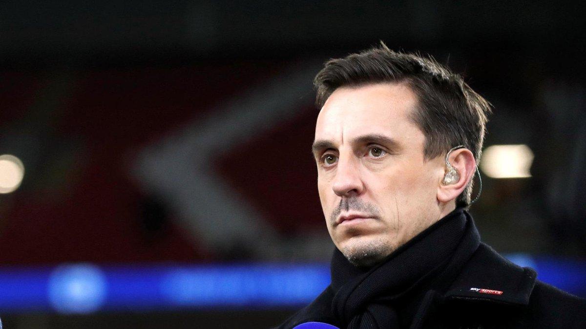 Невілл назвав окремих гравців Манчестер Юнайтед бур'яном