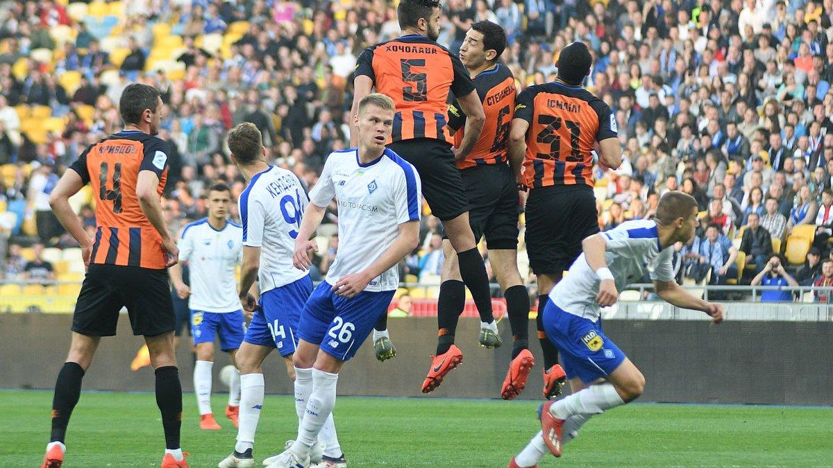 Динамо – Шахтар – 0:0 – відеоогляд матчу