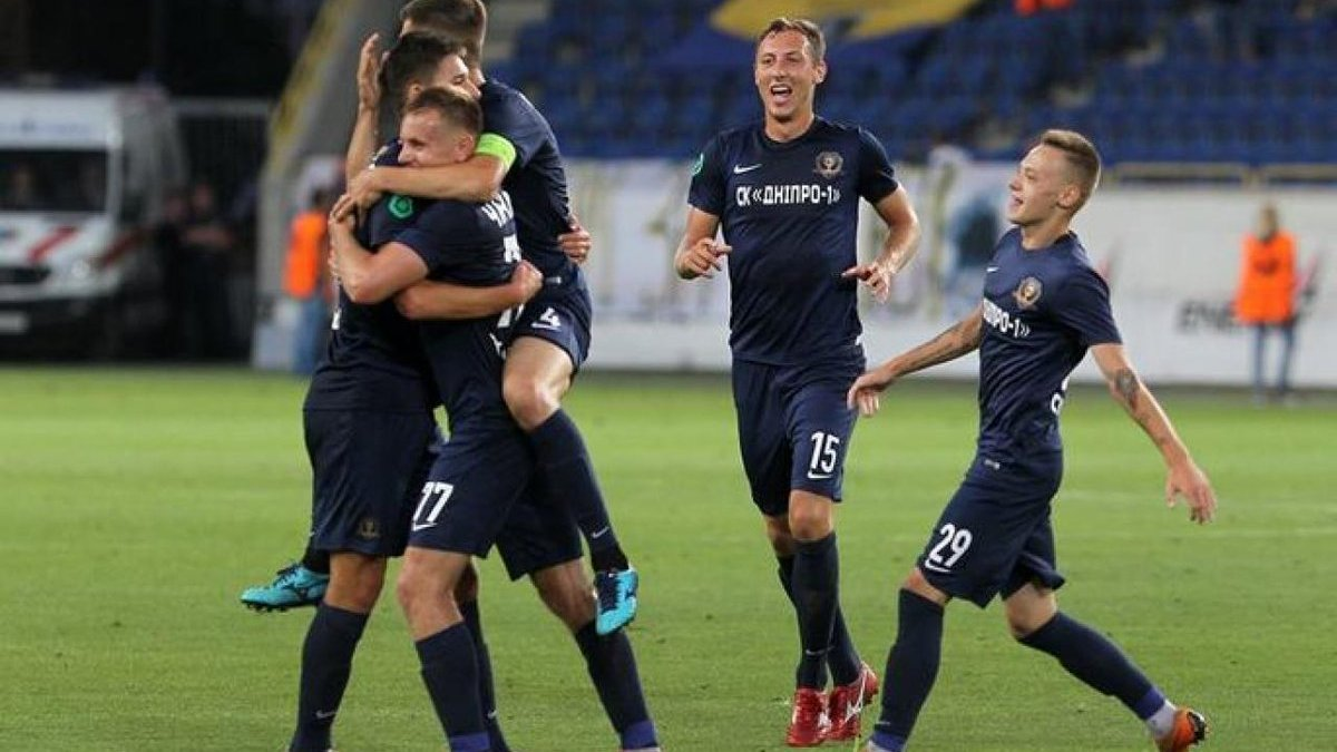Первая лига: СК Днепр-1 в крайне тяжелом матче переиграл Авангард и приблизился к УПЛ