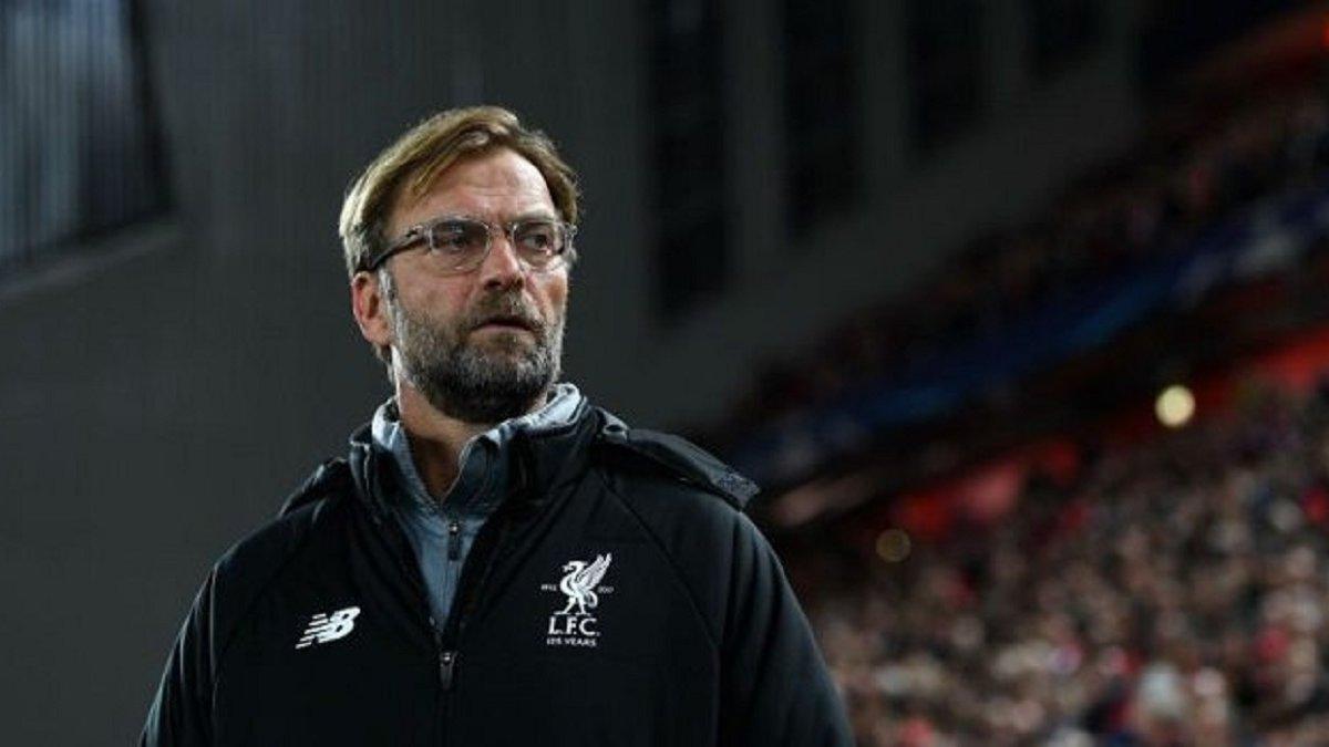 Клопп заявив, що Ліверпуль не думає про матч проти Барселони