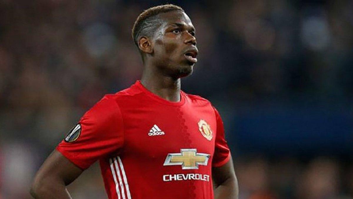 Погба розповів, що сказав Сульшер гравцям Манчестер Юнайтед після нищівної поразки від Евертона