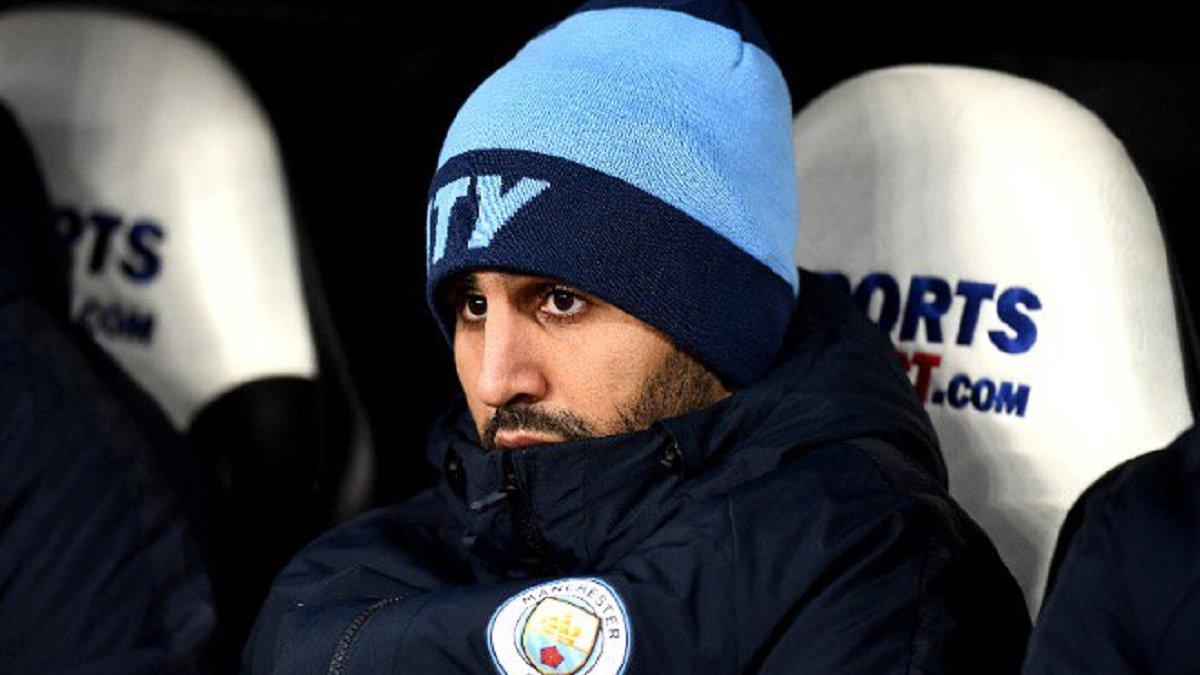 Марез решительно настроен покинуть Манчестер Сити уже летом