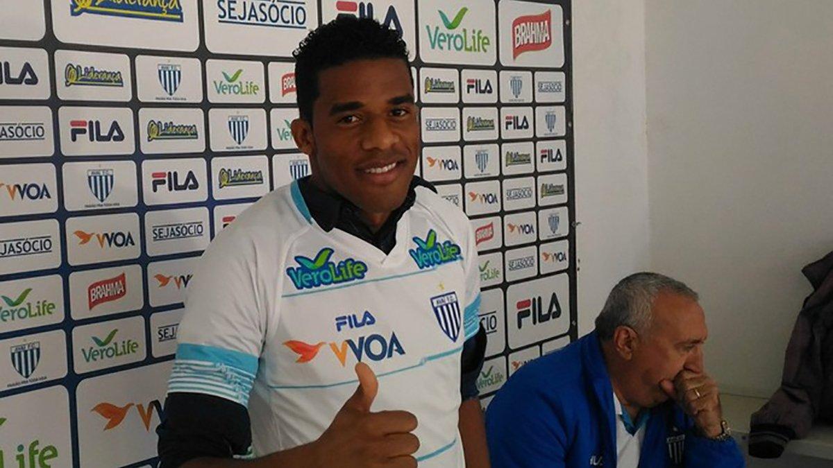 Бетао признали лучшим защитником бразильской Серии B