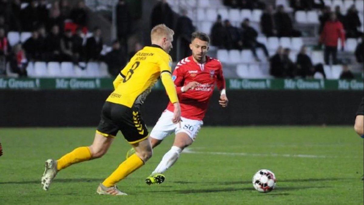 Юрченко оцінив шанс отримати виклик у збірну України з чемпіонату Данії