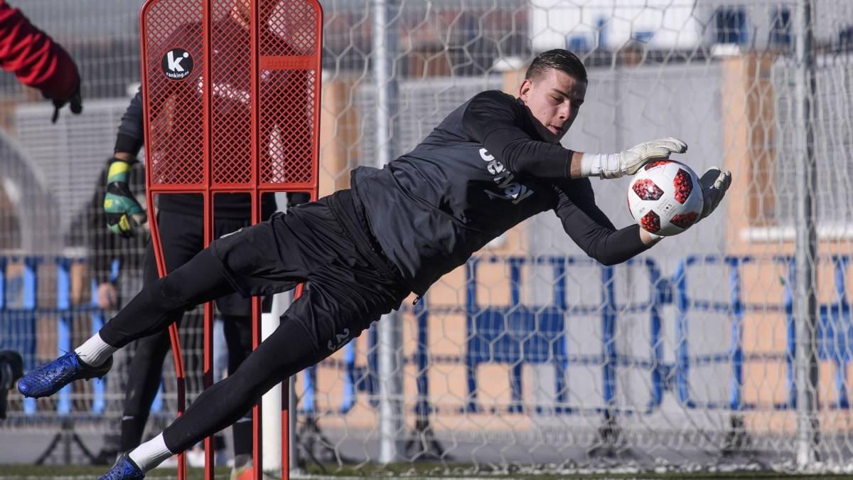 Лунін: В Іспанії будь-яка команда не боїться грати, в УПЛ є якийсь страх, через що немає краси футболу