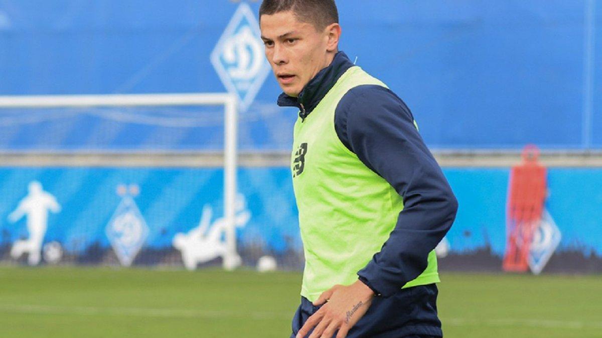 Защитник Динамо, который недавно дебютировал в УПЛ, получил травму и не сыграет против Шахтера