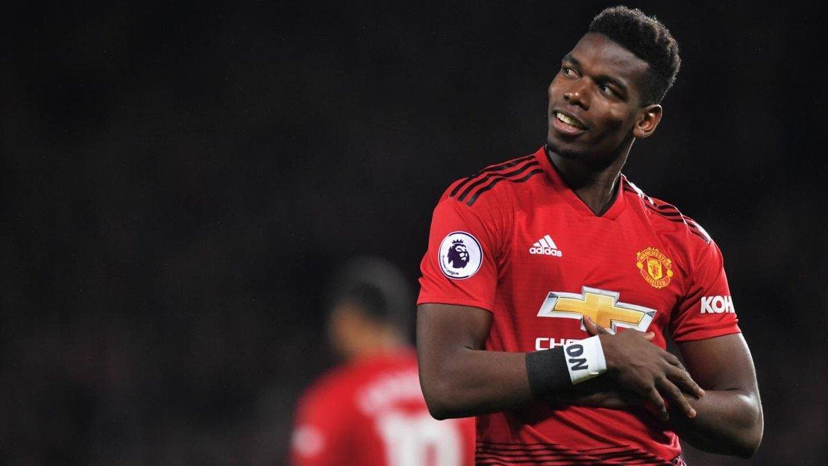 Погба сообщил своему окружению, что покинет Манчестер Юнайтед