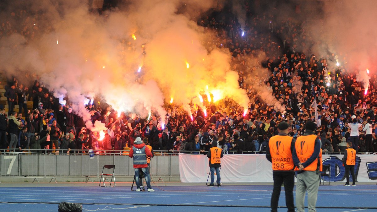 Динамо – Шахтер: на матче ожидается 35 тысяч болельщиков