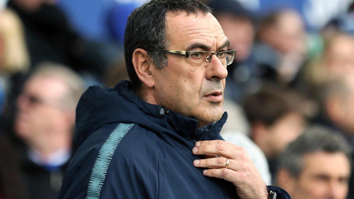 FA выдвинула Сарри обвинения за поведение на матче с Бернли