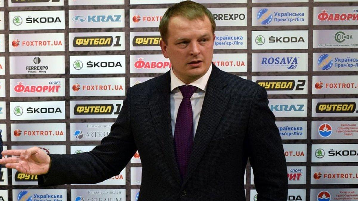 Вице-президент Ворсклы сделал прогноз относительно будущего полтавского клуба