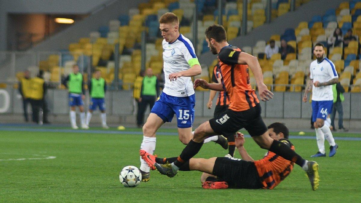Кличко: Во втором тайме матча Динамо – Шахтер уже самому хотелось на поле выбежать