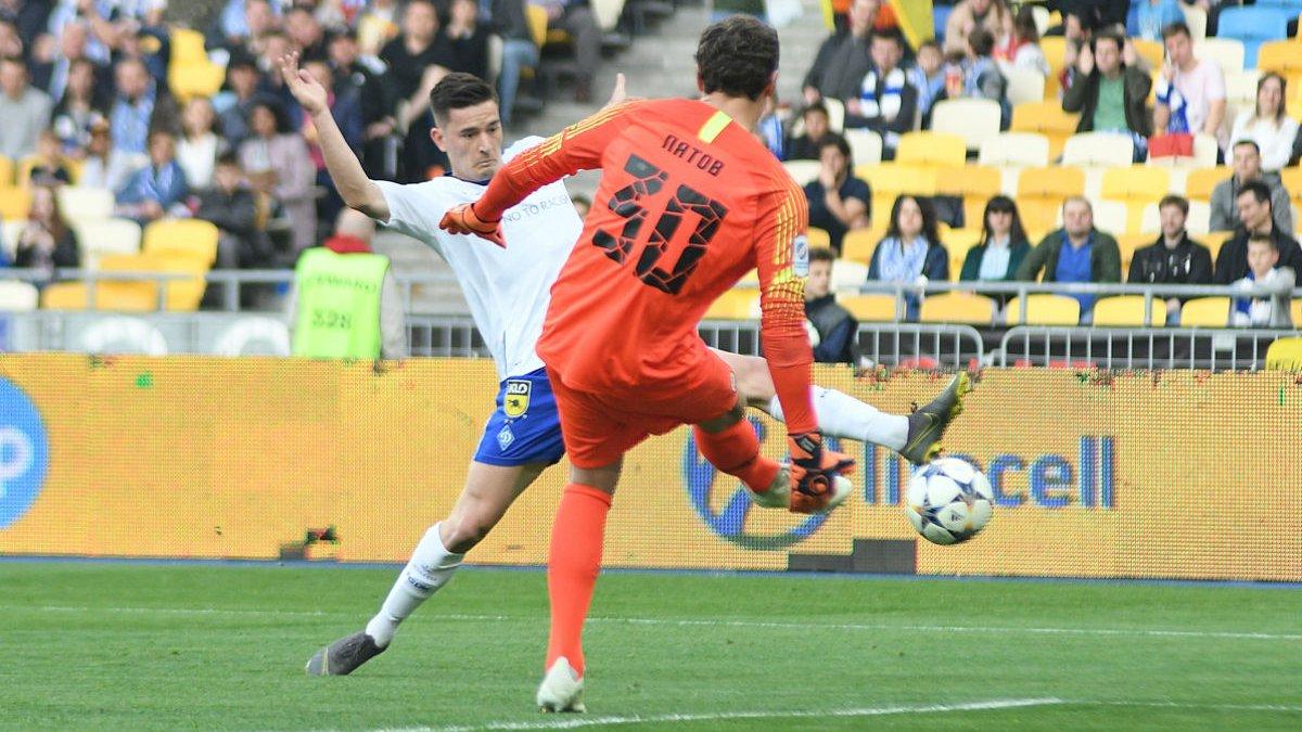 Головні новини футболу 24 квітня: Бойко врятував для Динамо нічию з Шахтарем, Ман Сіті переміг МЮ та очолив АПЛ