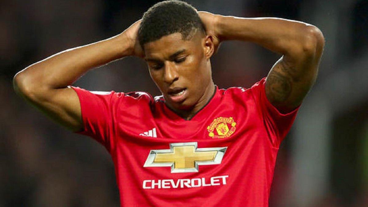 Рашфорд: Проблеми Манчестер Юнайтед – у відсутності бажання битись за команду