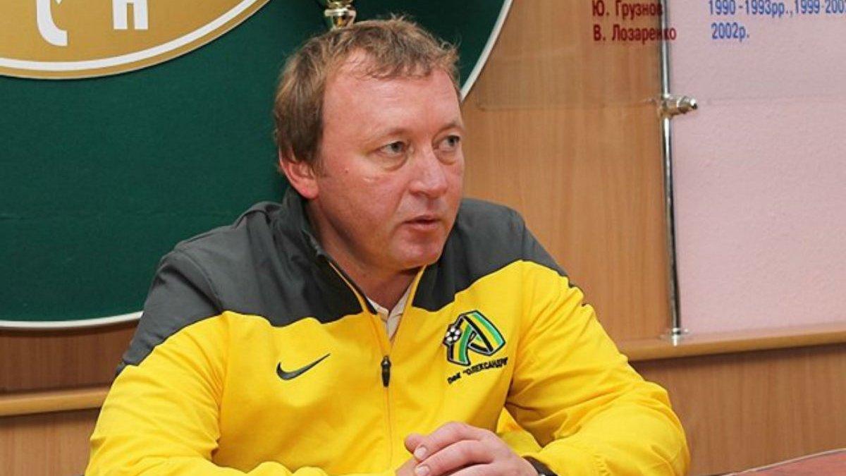 Шаран – найкращий тренер 25 туру УПЛ
