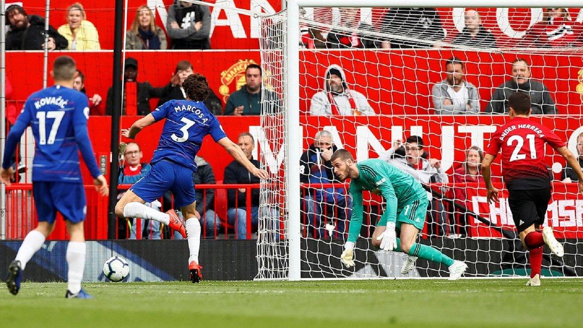 """Манчестер Юнайтед – Челсі: війна чотирьох за місце під сонцем Ліги чемпіонів, парад травм та """"казковий"""" Де Хеа"""