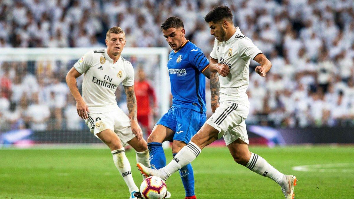 Хетафе – Реал: пряма трансляція матчу