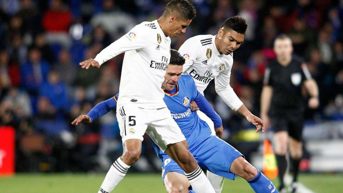Главные новости футбола 25 апреля: Реал не сумел обыграть Хетафе, Шахтер потерял 3-х игроков из-за травм