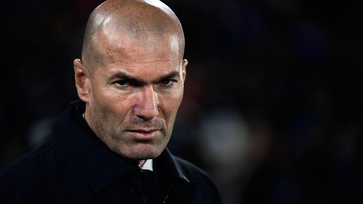 Зидан: Реал заслуживал большего в матче с Хетафе