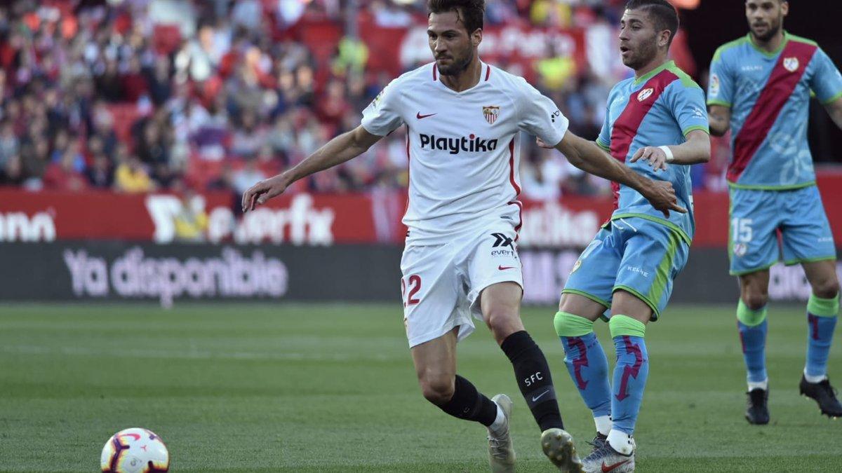 Севилья – Райо Вальекано – 5:0 – видео голов и обзор матча